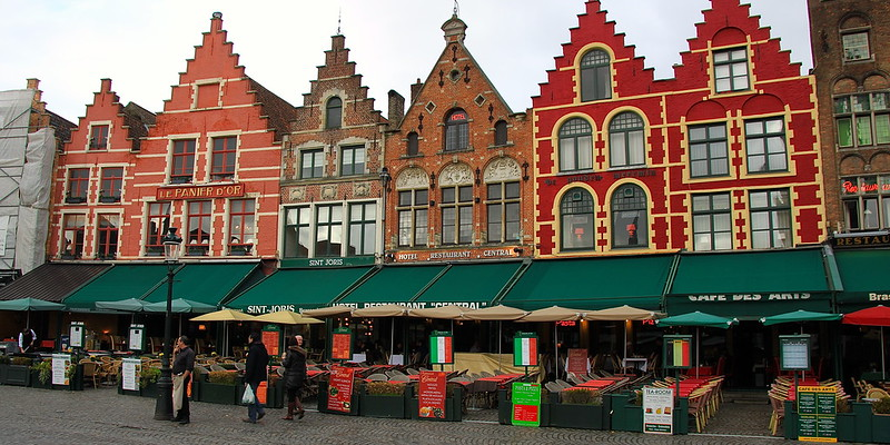 Bruges - Travel to The Netherlands and Belgium - Amateur Traveler Episode 98