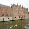 Canal view, Brugge, Belgium