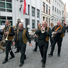 Street musicians, Brugge, Belgium