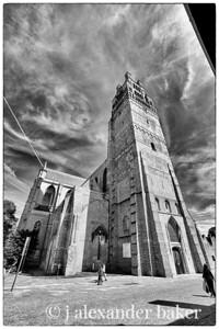 Church, Bruges