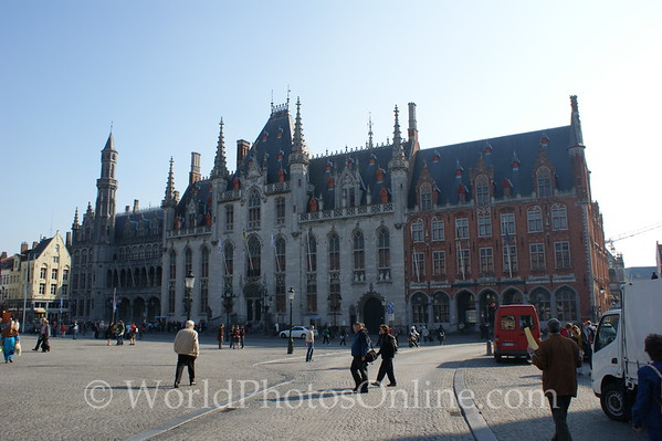 Brugge - Provincial Government Palace