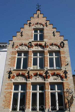 Brugge - Building Facade 1