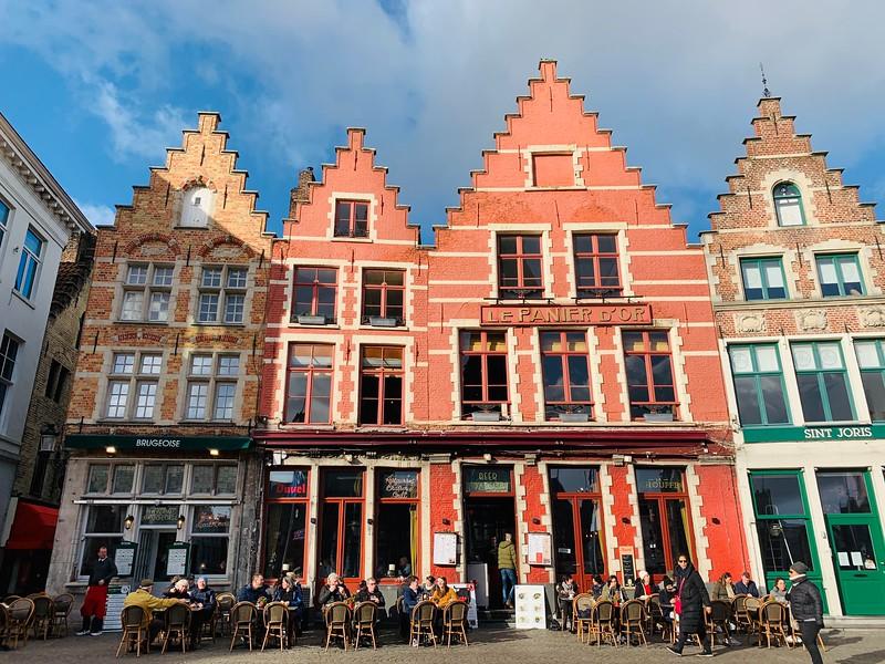 bruges belgium - weekend trip from amsterdam