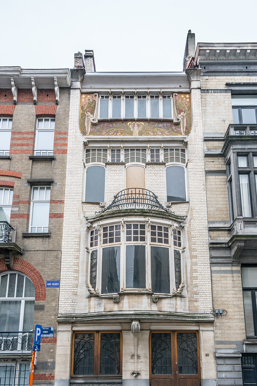 The Town Houses of Victor Horta, Brussels, Belgium