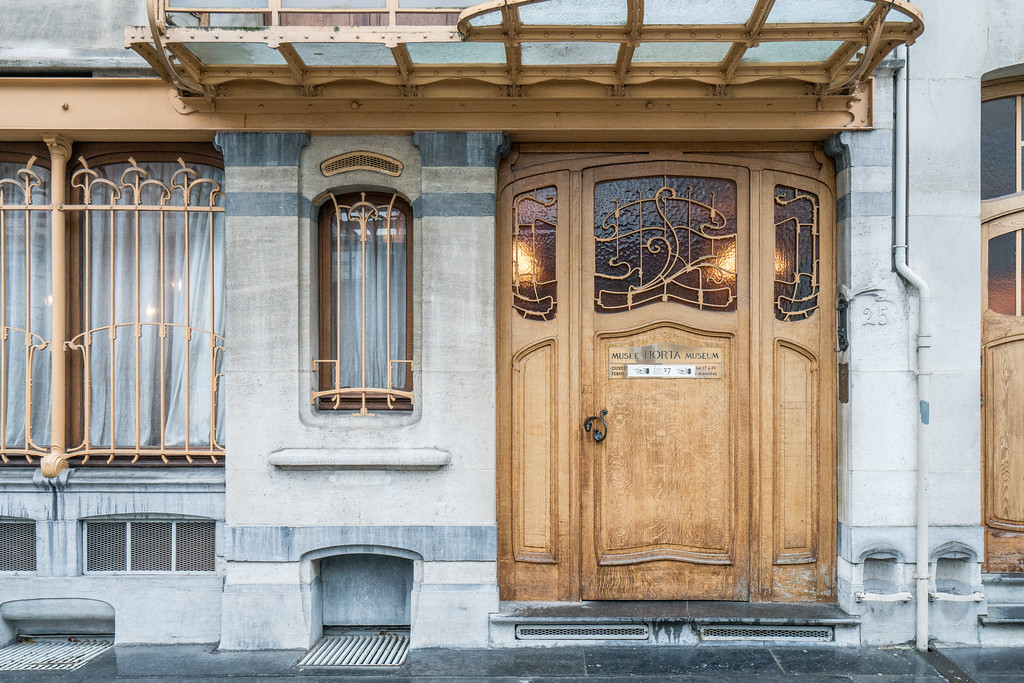 Major Town Houses of the Architect Victor Horta