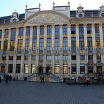 Hotel Saint Michel on the Grand Place – Brussels, Belgium – Daily Photo
