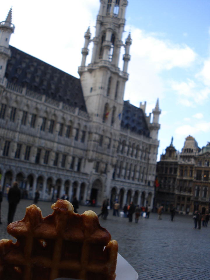 Belgian Waffle - Grand Place