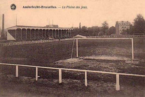 Anderlecht Football Ground
