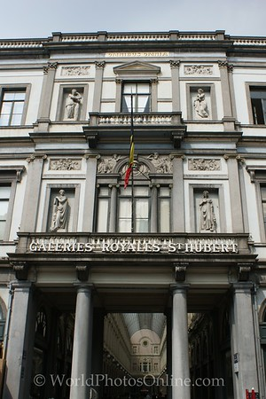 Brussels - Galeries Royales St Hubert 1
