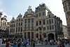 Brussels - Guild Halls in Grand Market