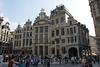 Brussels - Guild Halls in Grand Market
