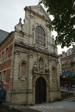 Brussels - Church of Mary Magdalene 2