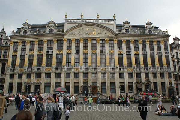 Brussels - House of the Dukes