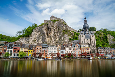 Picturesque Dinant.