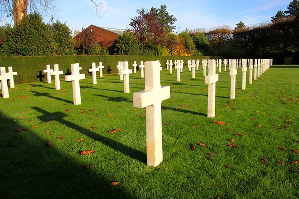 American Cemetery in Flanders Field