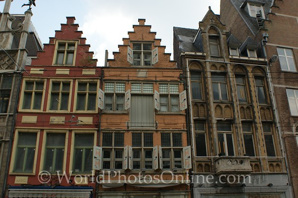 Gent - Building Fronts
