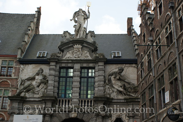 Gent - Fisherman's Guild House