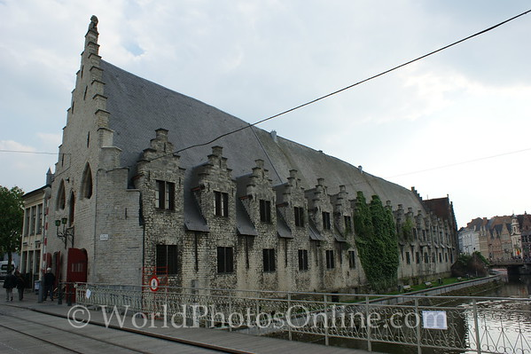 Gent - Meat Packers Guild Hall