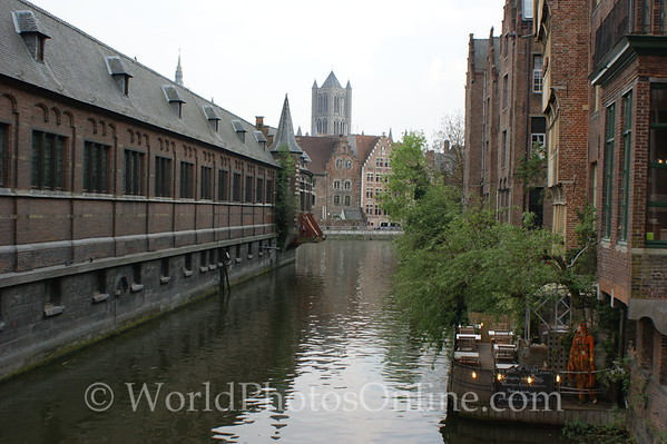 Gent - Canal