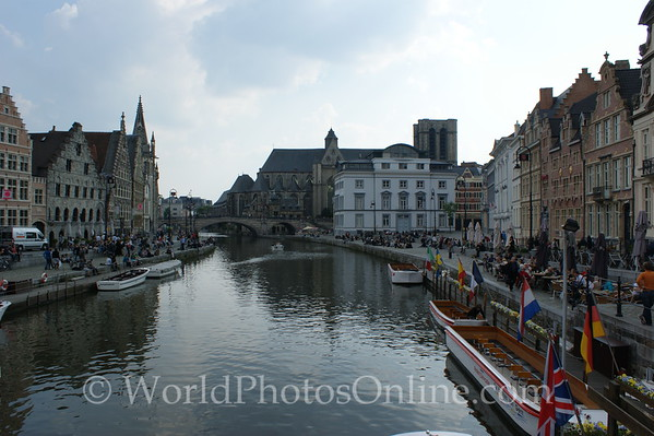 Gent - Old Port of Gent