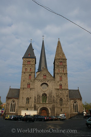 Gent - St Jacob's Church