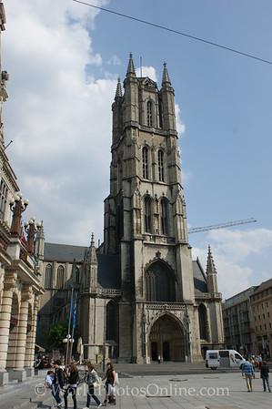 Gent - Saint Bavo Cathedral