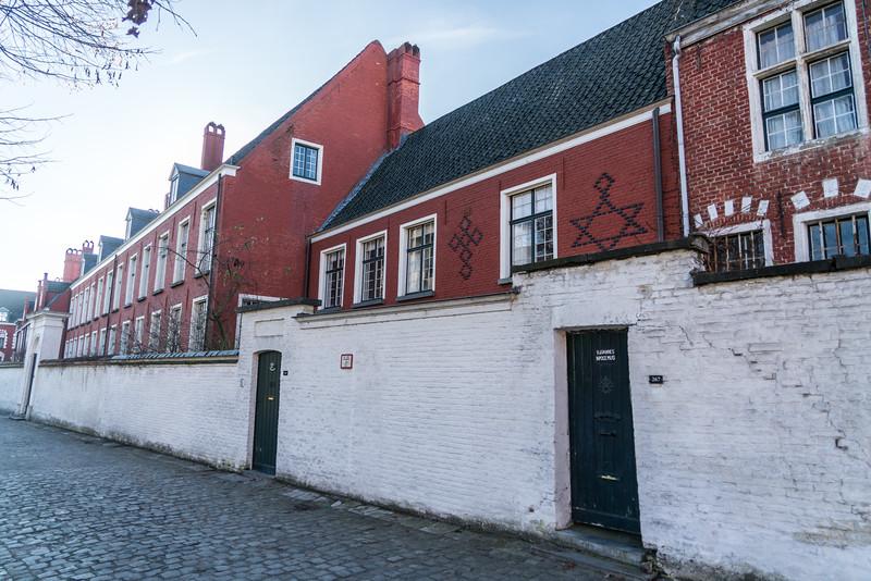 Flemish Beguinages