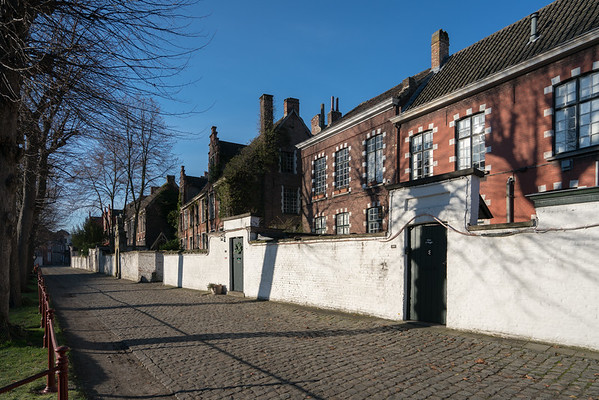 Flemish Beguinages World Heritage Site