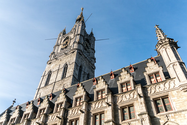 Belfries of Belgium and France World Heritage Site