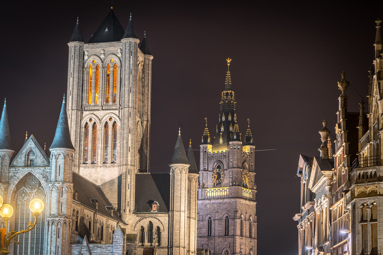 Belfries of Belgium and France