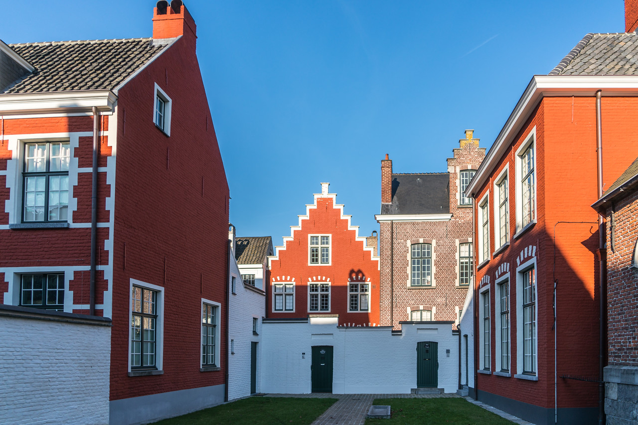 Flemish Beguinages