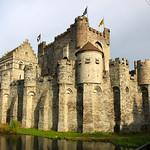 Gravensteen Castle – Ghent, Belgium – Photo