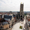 Saint Bavo Cathedral (Sint Baafskathedraal), Gent, Belgium
