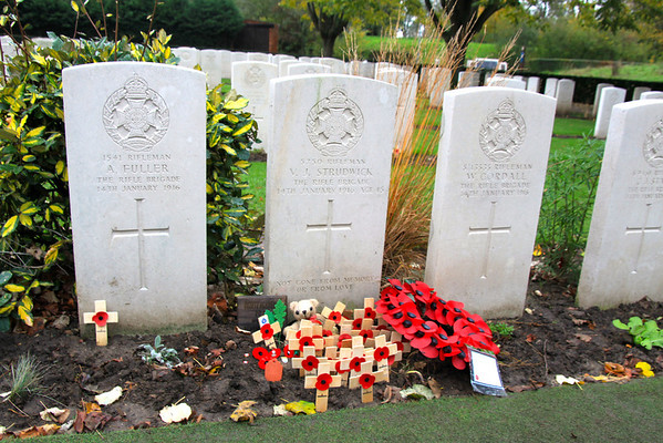 Commonwealth Grave of 15 Year-old Soldier