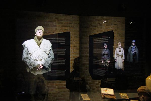 Christmas Truce - In Flanders Fields Museum - Ieper, Belgium