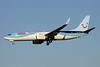 OO-JLO Boeing 737-8K5 c/n 34692 Brussels/EBBR/BRU 07-07-13