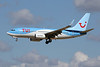OO-JAR Boeing 737-7K5 c/n 35150 Charleroi/EBCI/CRL 06-09-20
