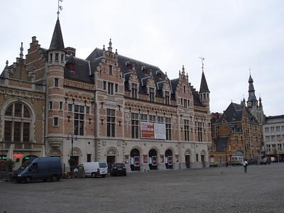 Schouwberg Plein, Kortrijk - Belgium.