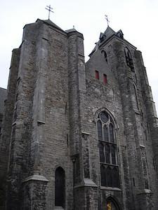 Onze Lieve Vrouwekerk, Kortrijk - Belgium.
