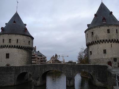 Broeltorens, Kortrijk - Belgium.
