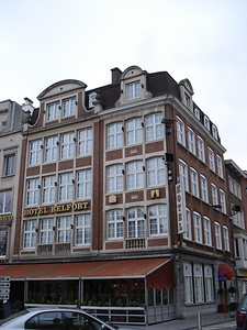 Hotel Belfort, Kortrijk - Belgium.