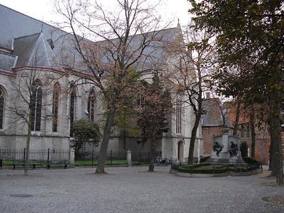 Jozef Vandaleplein, Kortrijk - Belgium.
