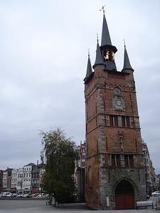 Kortrijk Belfry, Kortrijk - Belgium.