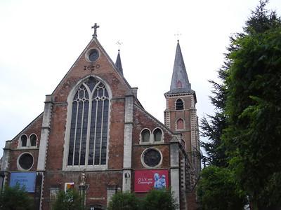 Saint Michaels, Kortrijk - Belgium.