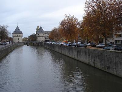 Leie, Kortrijk - Belgium.