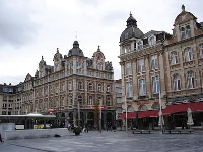 Martelarenplein, Leuven - Belgium.