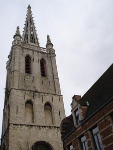 Sint Geertruikerk, Leuven - Belgium.