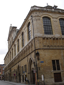 Universiteitshal, Leuven - Belgium.