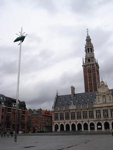 Mgr Ladeuzeplein, Leuven - Belgium.