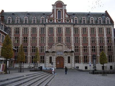 College Van De H Drievuldigheid, Leuven - Belgium.